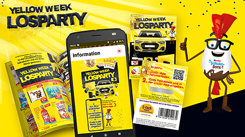 Netto YellowWeek Losparty
